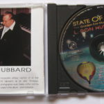 "L. Ron Hubbard CD titled ""state of mind"""